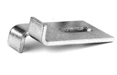 不锈钢双弯大理石挂件